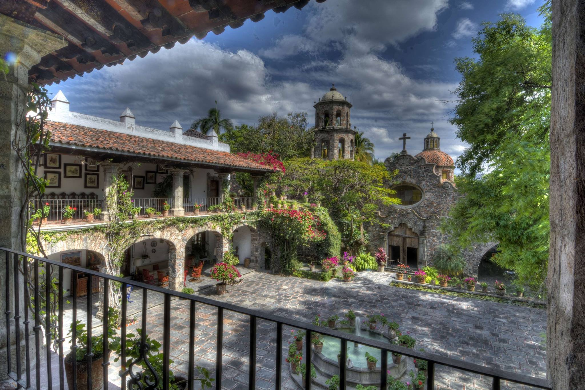 10 Haciendas Antiguas (y Bonitas) De México Para Conocer