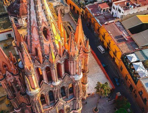 San Miguel De Allende: Un Destino Para Enamorarte De México