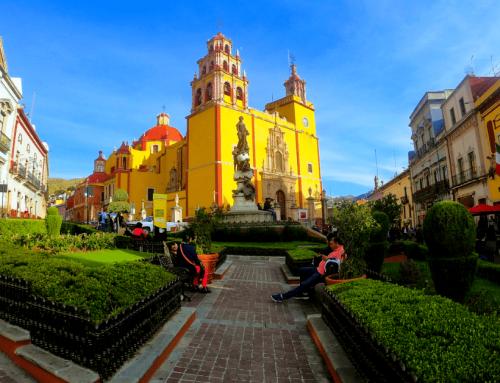 Las 20 Ciudades De México Más Hermosas Para Dar Un Paseo