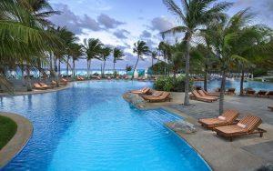 Las 3 mejores cadenas de hoteles todo incluido en Cancún