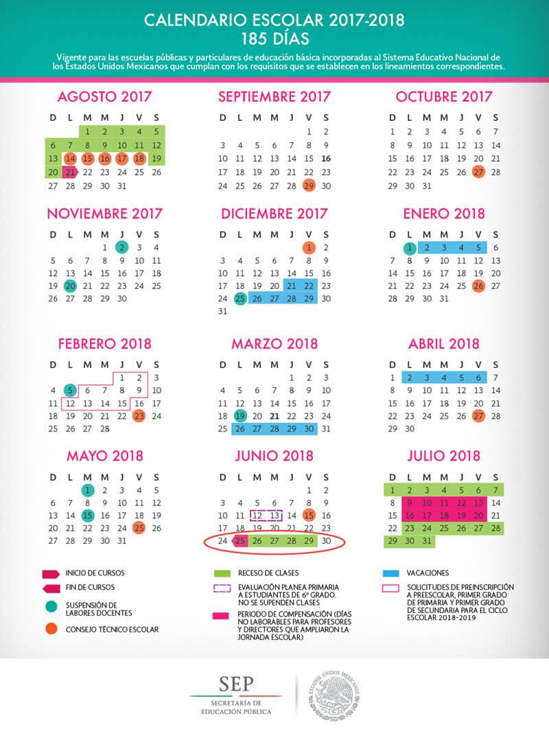 Vacaciones de Verano 2018 SEP ¿Cuándo Inician?   El Comal de Mis