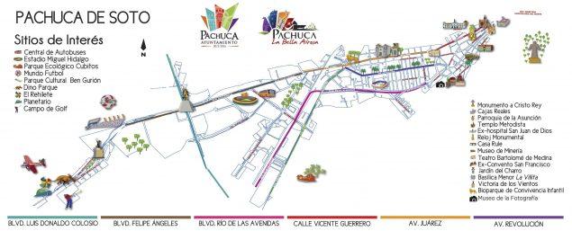 Lugares turísticos en Pachuca, mucho por conocer y disfrutar