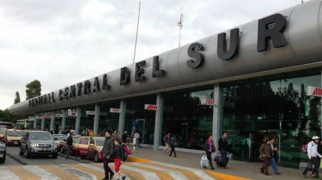 Central del Sur Taxqueña ¿Cómo llegar?
